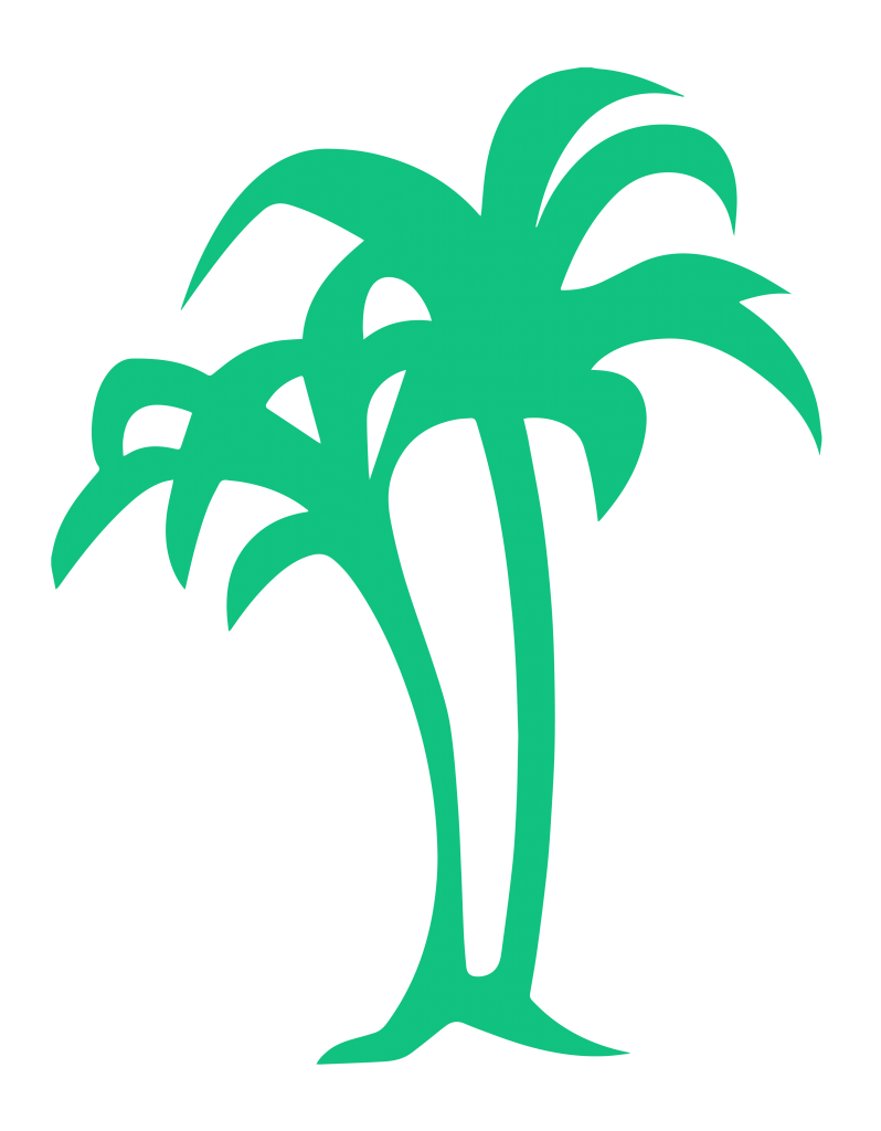 graphics_Single Palm Tree