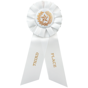medal image for Fleece Digitizing 3rd Place